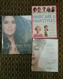 Hair and beauty books