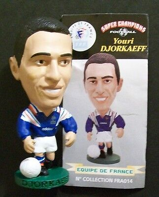 Prostars FRANCE (HOME) DJORKAEFF, FRA014 Loose With Card LWC FRENCH RELEASE