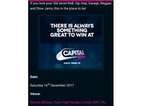Capital XTRA Reloaded Live Tickets