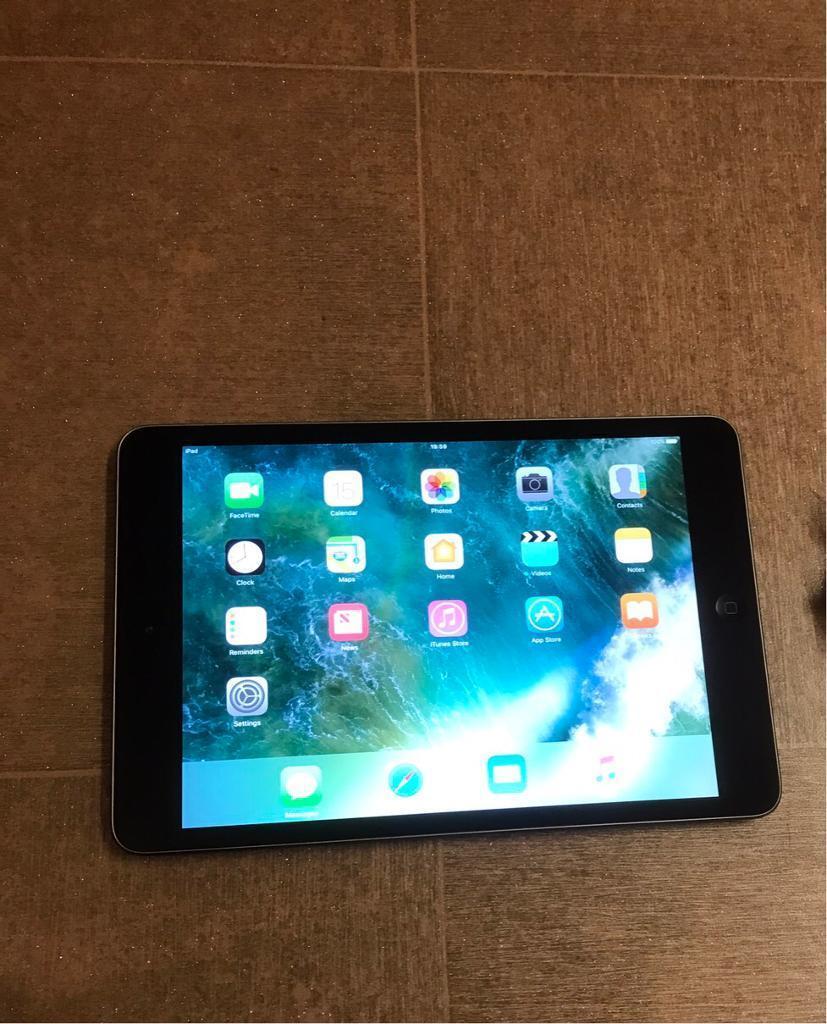Apple iPad mini 2 Retina display 16gb space greyin Bradford, West YorkshireGumtree - Apple iPad mini 2 Retina display 16gb space grey Good condition like brand new No any mark Just iPad fully charge when u buy iPad Collection only