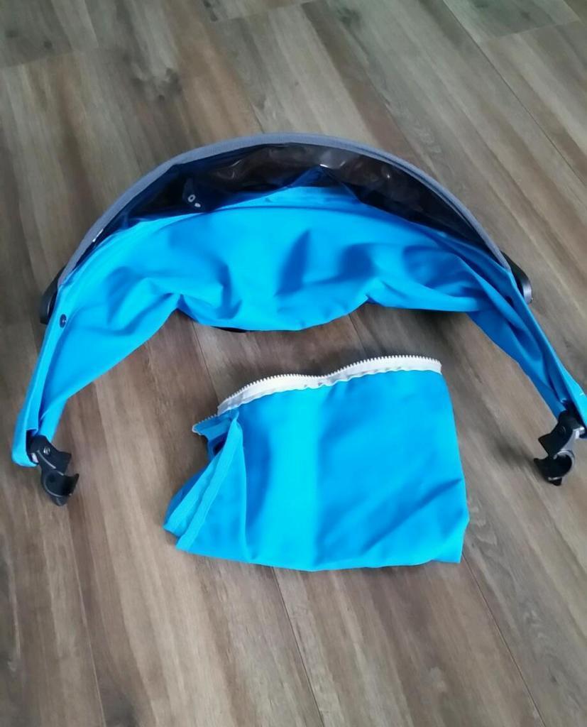 NEW Chicco Stroller Hood