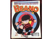 COLLECTION OF BEANO COMICS