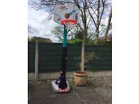 Little Tikes basket ball set
