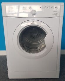 Indesit Vented Dryer IDVA735/FS20380 ,6 months warranty, delivery available in Devon/Cornwall