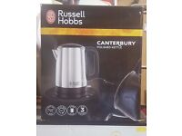 Russell Hobbs Canterbury Kettle £10