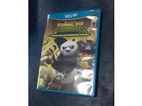 Kung fu panda Wii U