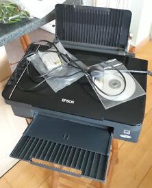 Bargain Epsom Stylus SX110 all-in-one colour PC USB printer scanner