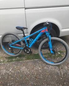 "Cube 240 MTB Kids Mountain Bike 24"" wheel"