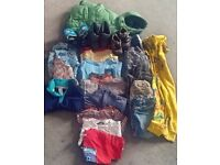 boys age 2-3years clothes bundle