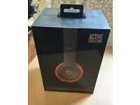 Brand new - Beats solo 2 wireless by Dr. Dre - Active collection - siren red
