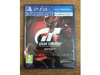 PS4 Gran Turismo Sport Brand New & Sealed (PlayStation 4)