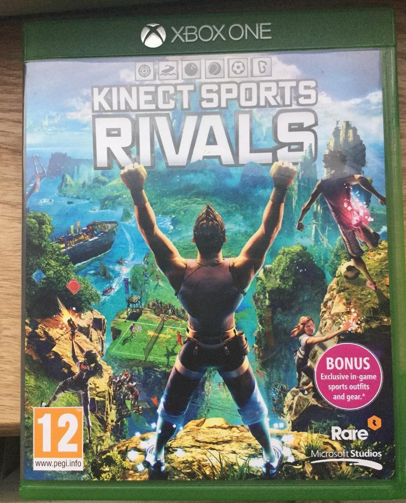 Xbox One S Kinect Games