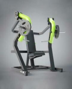 You Save $ 800  Over Retail NEW  TECHO STYLE PLATE LOADED eSPORT Commercial Heavy DUTY BENCH PRESS List $2295