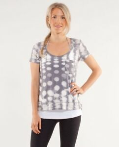 Lululemon perfect layer tee