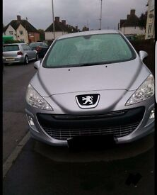 Peugeot 308 sport immaculate condition