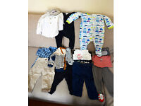 Boys bundle (9 - 18 months)