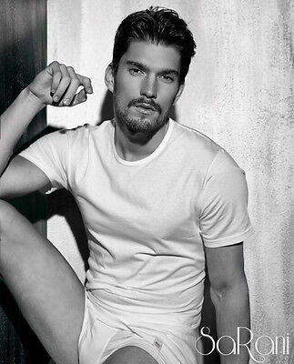 3 T-shirt Sous-vêtements Pour Hommes Enrico Coveri Encolure Ronde 100% Coton