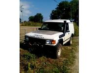Land rover discovery 300tdi 12 months mot