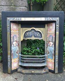 Cast Iron Fire Surround Fireplace
