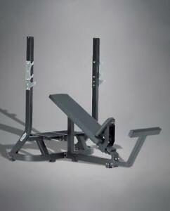 NEW eSPORT OLYMPIC INCLINE BENCH & NEW eSPORT OLYMPIC DECLINE BENCH each $995.00