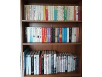 DANIELLE STEEL BOOKS. LARGE COLLECTION OF OVER 100 BOOKS
