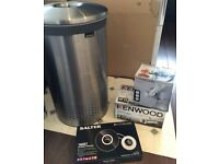 ***BRAND NEW*** Kenwood + Salter Kitchen Bundle