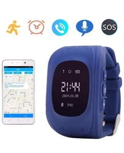 GPS Child Tracker Kids Smart Watch