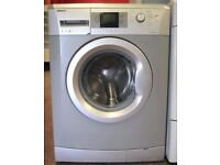 32 Beko WMB71442S 7kg 1400 Spin Silver LCD A++ Rated Washing Machine 1 YEAR GUARANTEE FREE DEL N FIT