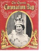 1953 Coronation Memorabilia