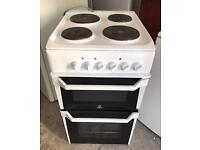 INDESIT Very Nice Electric Cooker 50cm wide & Fully Working Order