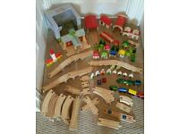 Bigjigs Railway Job Lot!