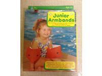 NEW ELC Junior Armbands, Age 1-6
