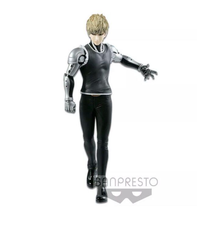 One Punch Man DXF Premium Hero Licensed Genos Figure By Banpresto