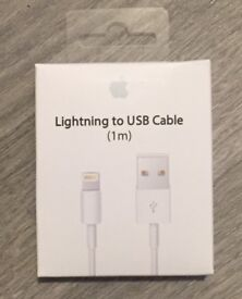 Apple charger 1m