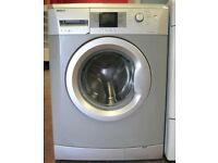 Beko WMB71442S 7kg 1400 Spin Silver LCD A++ Rated Washing Machine 1 YEAR GUARANTEE FREE FITTING