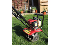 Honda FG110 cultivator excellent condition