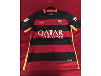 FC Barcelona Shirt Messi Number 10