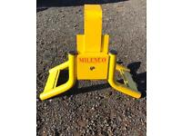 "Milenco Mega Wheel clamp 14"""