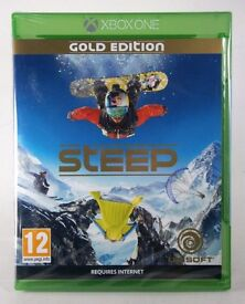 Steep (Gold Edition) for Xbox One
