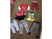 Boys bundle of clothes 2-3yrs