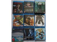 Assorted Blu Rays for Sale