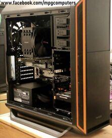 Ultra silent Ryzen 7 Gaming PC ( X370 Wi-Fi,GTX1070,16GB 3000MHz RAM, 250GB SSD m.2 + 2TB HDD...)