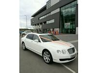Wedding Hire Bentley with Chauffeur Reasonable prices BOOK NOW!