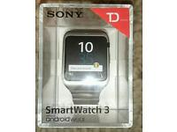Sony Smartwatch 3 Steel Strap Brand New