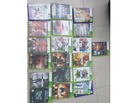 Xbox 360 with Kinect - and lots of free game discs