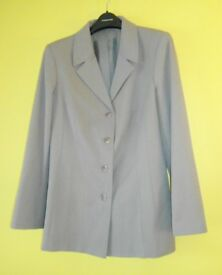 Womens George Essentials Skirt Suit. Caramel. Size 18