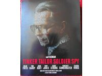 TINKER, TAILOR, SOLDIER, SPY - DVD + BLU-RAY SPECIAL EDITION STEELBOOK