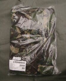 NEW - British Army Issue DPM Windproof Combat Smocks - 190/96 or 190/104