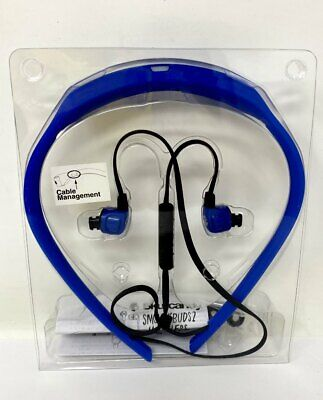 Skullcandy Smokin' Buds 2 Wireless Headphones In-ear Earbuds Blue Smokin Bud Earbud Headphones