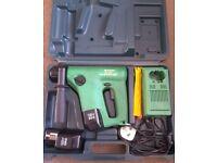 Hitachi 12v hammer drill